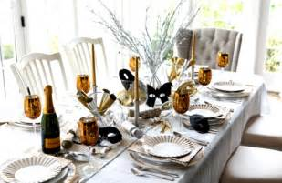 winter table setting decorating dinner decoration ideas 4 white