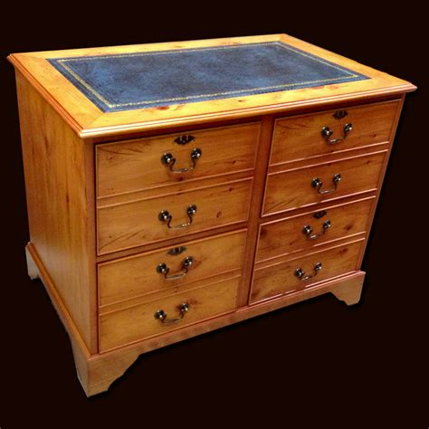 4 drawer mahogany filing cabinet 4 drawer reproduction regency filing cabinet in yew