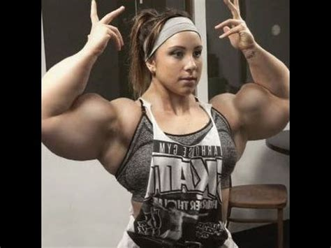 ifbb pro female bodybuilders ripped muscles youtube