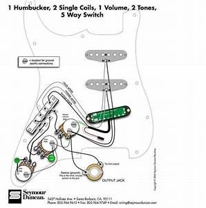Hss Strat 5 Way Switch Wiring Diagram