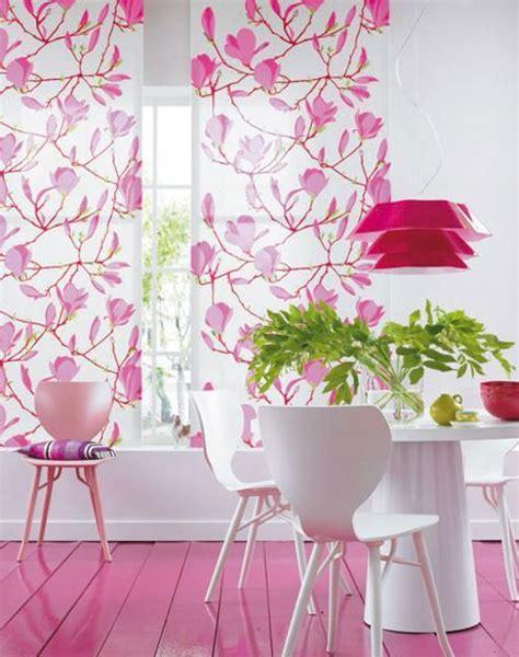 pink color schemes offering symbolic  romantic interior design ideas