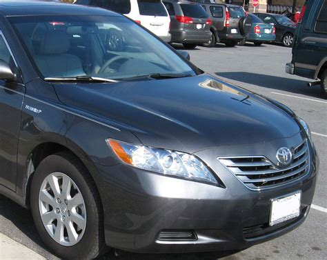 2007 Toyota Camry Hybrid Problems by Feds Investigate Braking Problems In Toyota Camry Hybrid