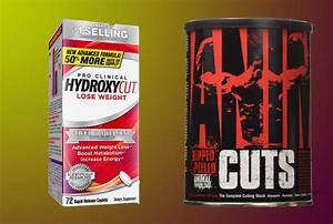 Hydroxycut Vs Animal Cuts
