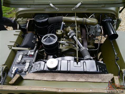 wwii jeep engine willys jeep ww2