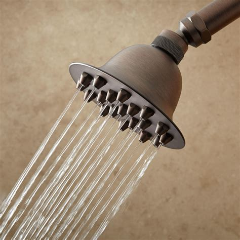 shower rubbed bronze 4 quot labella nozzle shower rubbed bronze ebay