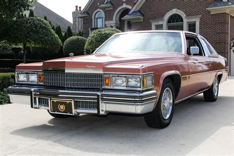 cadillac coupe deville classic cars  sale
