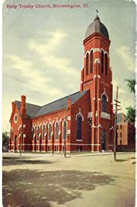 Amazon.com: 1915 Vintage Postcard Holy Trinity Church