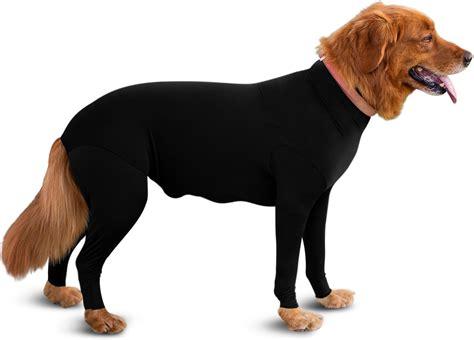 shed defender shedding dog bodysuit black mini chewycom