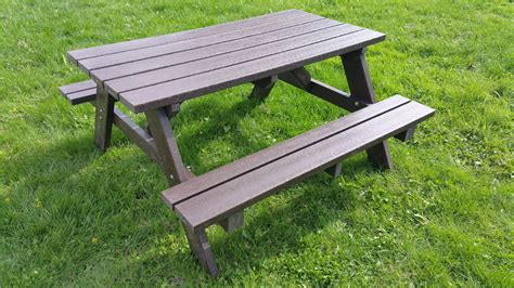 plastic composite picnic tables heavy duty recycled composite picnic benches