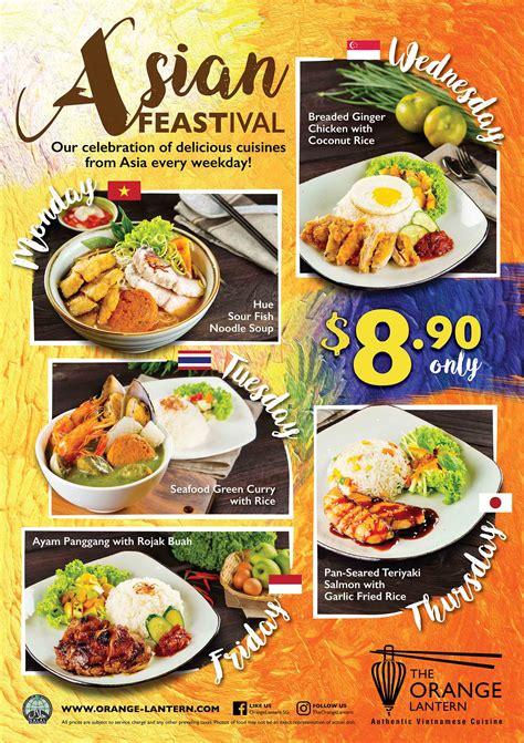 cuisine promotion promotion 2 home the orange lantern restaurant