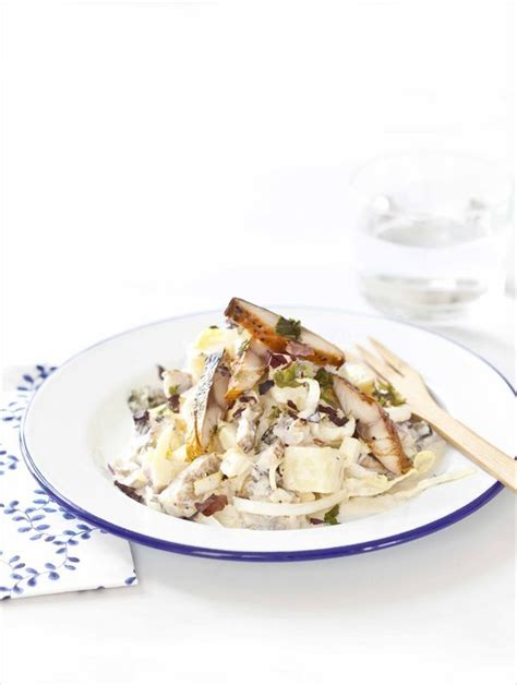 cuisiner des maquereaux salade de maquereaux fumés à la sauce gravlax panier de