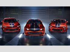 Chevrolet Unveils 2018 Camaro COPO & Hot Wheels Package