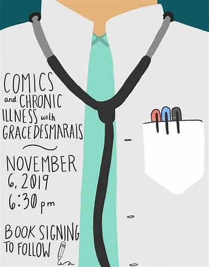 Chronic Illness Grace Comics Desmarais