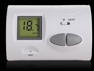 China Digital Room Thermostat  Tc3e