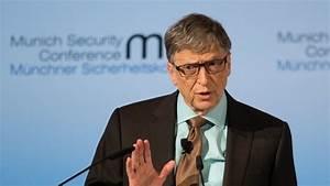 Bill Gates Die Ziele Des Vermeintlichen Wohltters Und