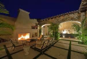 hacienda home interiors spectacular view estate in the baja peninsula