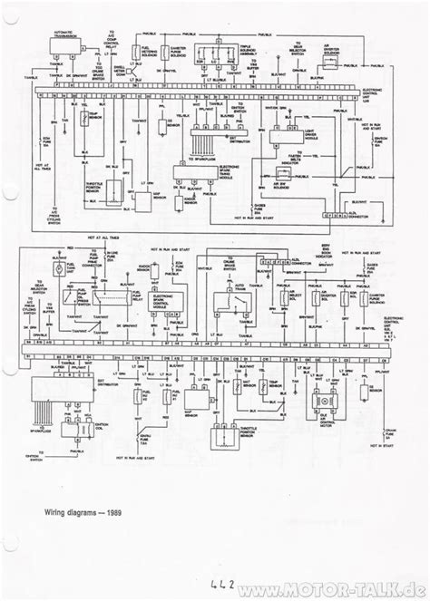 1989 Chevy Wiring Diagram by Wiring Diagrams 1989 Chevy Caprice 01 Chevrolet Caprice