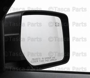 New Oem Mopar Rh Exterior Side View Mirror Glass 2010