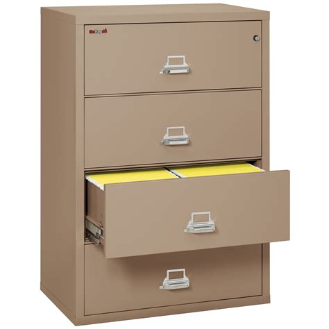 4 Drawer Vertical File Cabinet by Fireking Fireproof 4 Drawer Vertical File Cabinet Wayfair