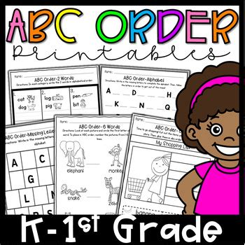 abc worksheets  kindergarteners