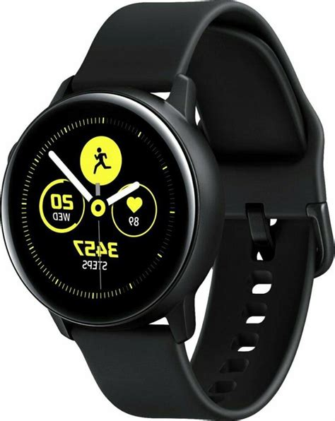 As confusing as it might seem, the galaxy watch active 4 will launch with the name galaxy watch 4, while the galaxy watch 4, the premium smartwatch, will launch as the galaxy watch 4 classic, so keep that in mind. Samsung - Galaxy Watch Active Smartwatch 40mm Aluminum
