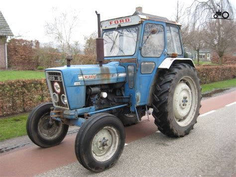 Ford F 4000 Tractor