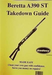 Takedown Manual Guide Beretta A390 St Shotgun For Sale At