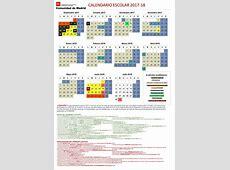 Calendario escolar oficial centroiesalbenizalcala