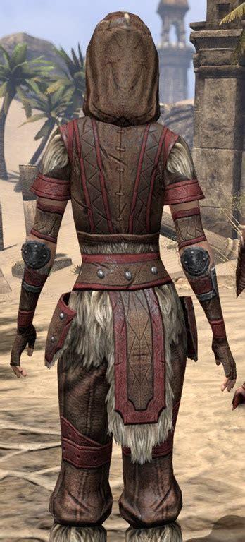 eso fashion west skyrim scout outfit elder scrolls