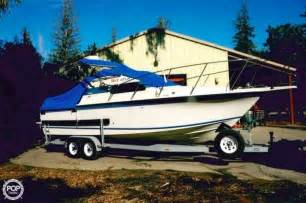 Used Fishing Boats For Sale In Fresno Ca by 1987 Used Skipjack 28 Flybridge Walkaround Fishing Boat