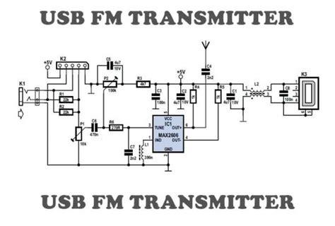 Usb Transmitter Circuit