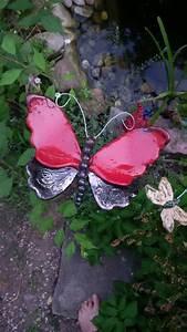 Bedeutung Schmetterling In Der Wohnung : keramik schmetterling von m rchenwelten aus ton keramika pinterest poterie papillon et animal ~ Watch28wear.com Haus und Dekorationen