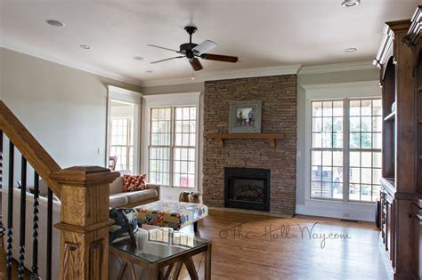 color for lr family room with behr sculptor clay and silky white trim general in 2019 behr