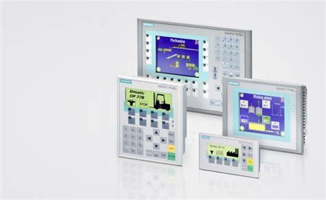 Simatic Hmi Key Panel Siemens
