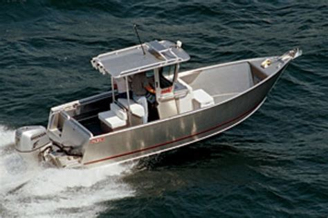 Center Console Aluminium Boats by Aluminum Boats Show Their Mettle Soundings