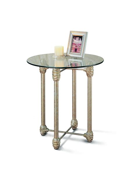 end tables for small spaces furniture interesting round glass side table for small