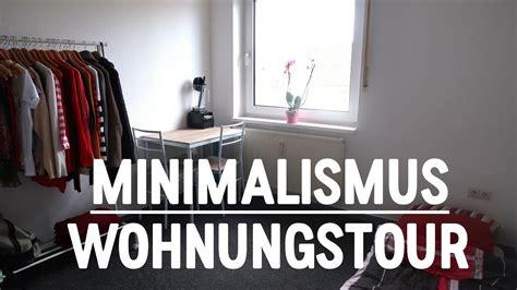 Minimalismus Leben by Minimalismus Wohnungstour Leben Auf 17m 178 Warum Ich Auf