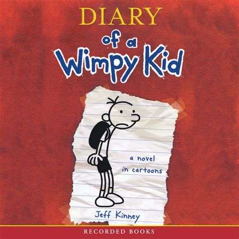 Diary Of A Wimpy Kid Audiobook Listen Instantly