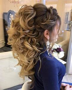10 Simple Quinceanera Hairstyles for Long Hair in 2018 Stephanie O Show