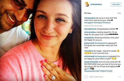 wedding instagram posts to announce your engagement