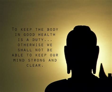 Healthy Body Healthy Mind Quotes Quotesgram