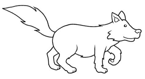 lupo disegno facile per bambini cappuccetto giallo topini di biblioteca