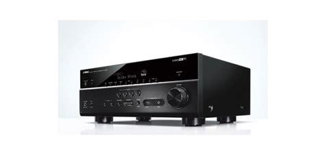 yamaha av receiver 2017 neue yamaha 2017 av receiver mit dolby vision 4k hdr tidal und mehr audiovision