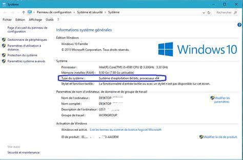 gadgets de bureau windows 7 windows vista 32 ou 64 comment savoir bestcricket