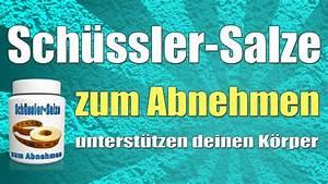 Schssler Salze Zum Abnehmen YouTube