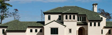 ludowici roof tile green ludowici tile roofing
