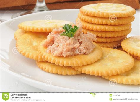 ham canapes deviled ham canapes royalty free stock photos image