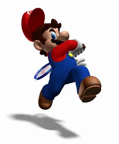 Mario Tennis Power Render Advance Tour Wii