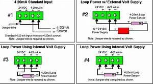 Input 4 20ma Loop Wiring Diagram