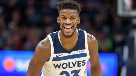 Jimmy Butler Sacrifices Points For Timberwolves' Wins